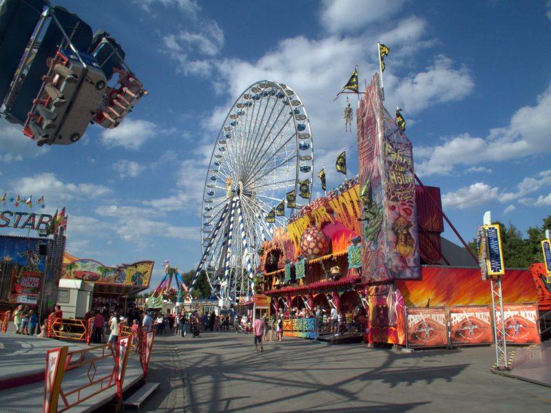 Volksfest Neumarkt
